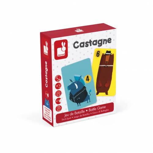 Joc de carti - Castagne - Janod