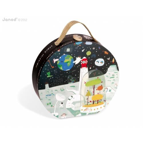 Puzzle in cutie Misiunea Spatiala - JURATOYS - J02924