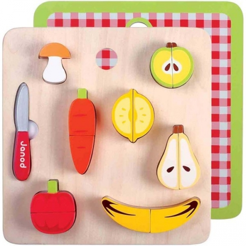 Set preparare fructe si legume - Janod (J06529)