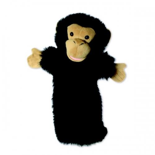 Papusa de mana stil manusa Cimpanzeu - The Puppet Company