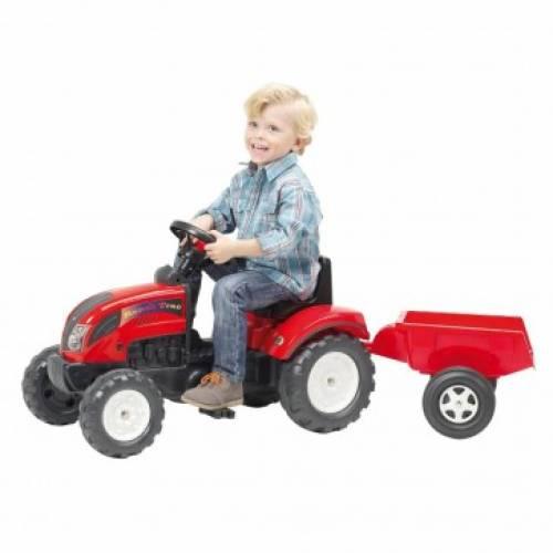 Tractor + Remorca 133x42CM -