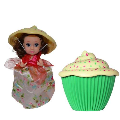 Papusica Briosa Debby - Cupcake Surprise