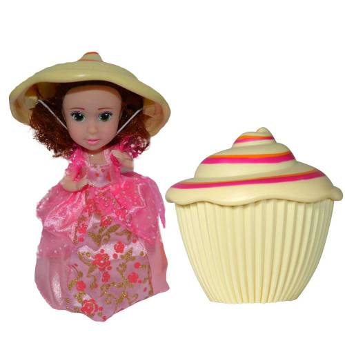 Papusica Briosa Esther - Cupcake Surprise