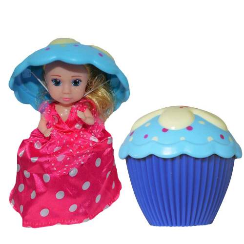 Papusica Briosa Sabrina - Cupcake Surprise