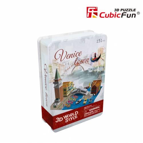 Venetia - Puzzle 3D - 131 de piese
