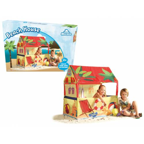 Cort de joaca - Casa de peplaja