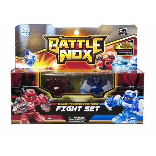 Roboti de lupta Battle Nox cu suport detasabil