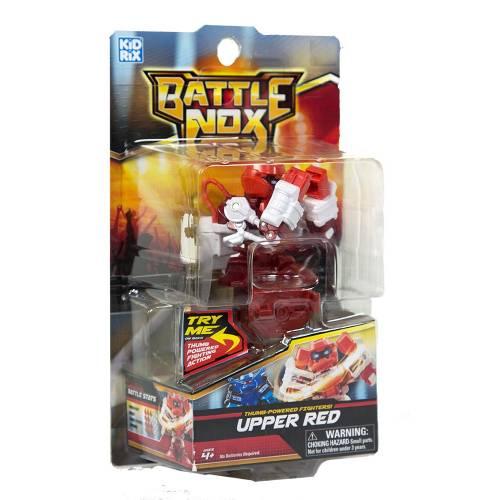 Battle nox - Rosu