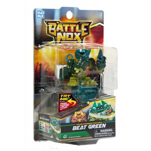 Robot de lupta Battle nox - verde