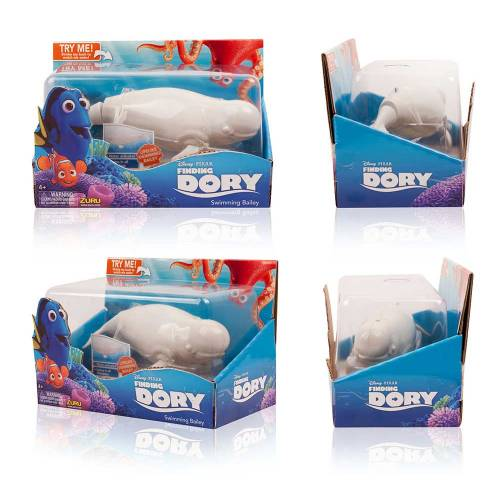 Balena robot Bailey - Finding Dory