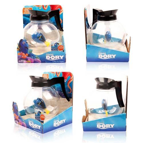 Set de joaca peste robot Dory si cana de cafetiera - Finding Dory