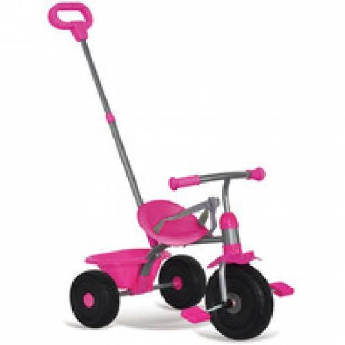 Tricicleta cu cos Roz