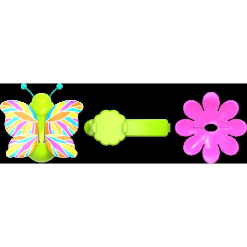 Set gandacel magic cu accesorii - verde