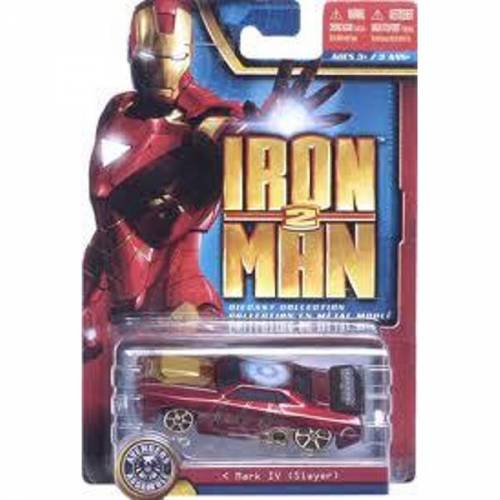 Marvel Heroes & Iron Man 2 macheta Die Cast