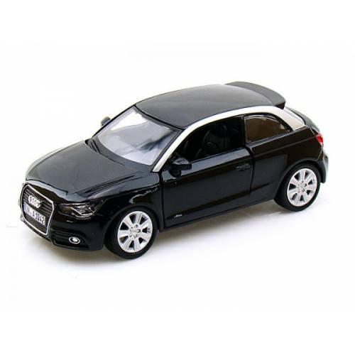 Audi A1 - Negru - Minimodel auto 1:24 Star Collezione