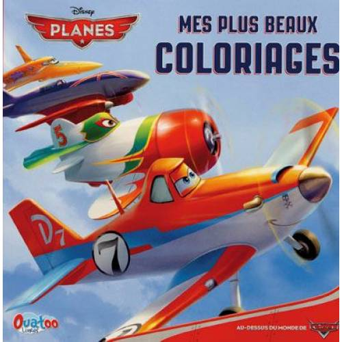 OUAL/PLANES - CARS COLOR FUN