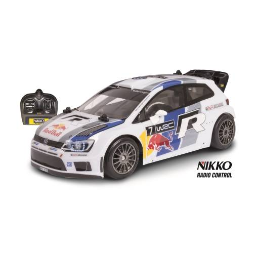 RC VW POLO WRC 1/16