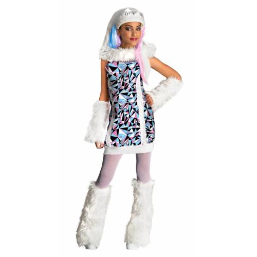 COSTUM ABBEY BOMINABLE - MONSTER HIGH