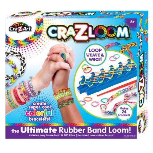 CRA-Z-LOOM SET CREATIE BRATARI