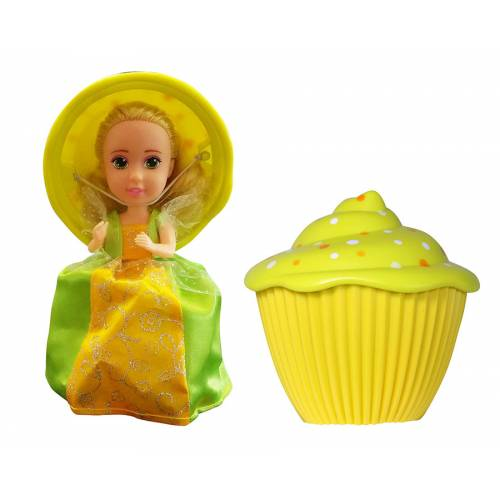 Papusica Briosa Jenny - Cupcake Surprise