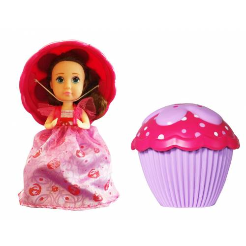 Papusica Briosa Ailly - Cupcake Surprise