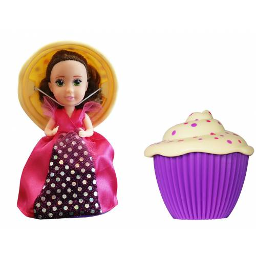 Papusica Briosa Kaelyn - Cupcake Surprise