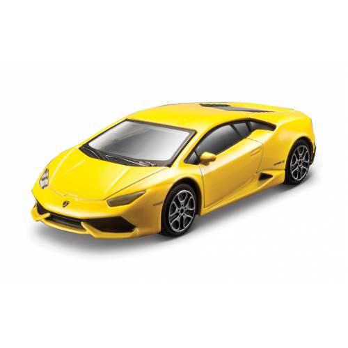 Lamborghini Huracan LP 610-4 - Pearl Yellow - Minimodel auto 1:43 Street Fire