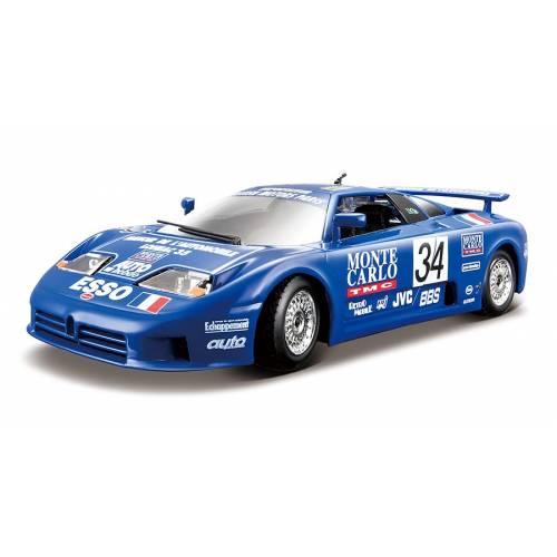 Bugatti EB110 Super Sport (1994 Race) - 1:24