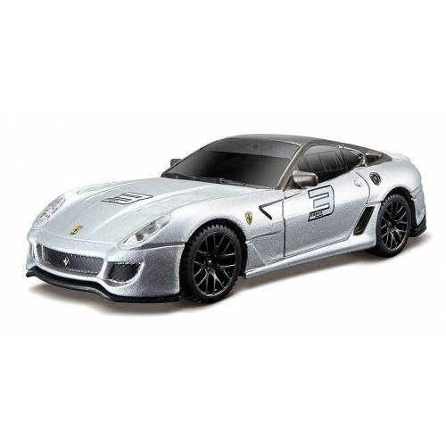 Ferrari 599XX- argiuntiu - Light & Sound - 1:43