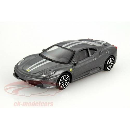Ferrari 430 Scuderia - negru - 1:43 Race & Play