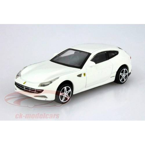 Ferrari FF - alb - 1:43 Race & Play