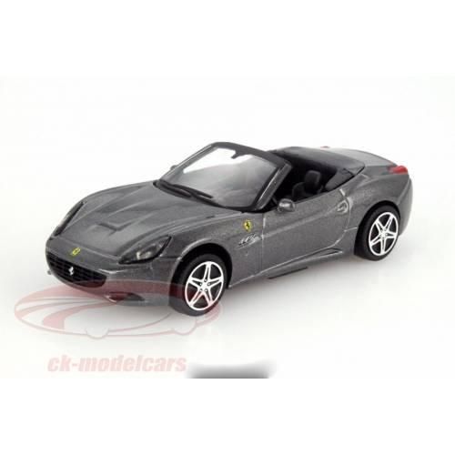 Ferrari California Convertible - gri metalizat - 1:43 Race & Play