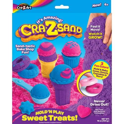 Cra-Z Sand Sweet Treats - Cofetaria Cra-Z Sand
