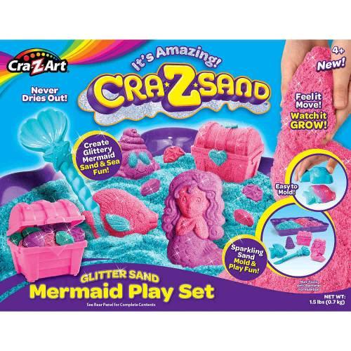 Sirenele Sclipitoare Cra-Z Sand